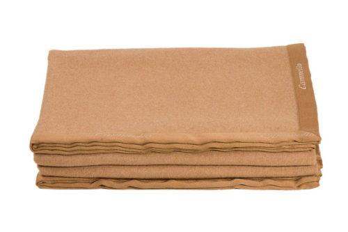 AURORA 290 – Coperta 50% Cammello– 35% Lana– 15% Cashmere