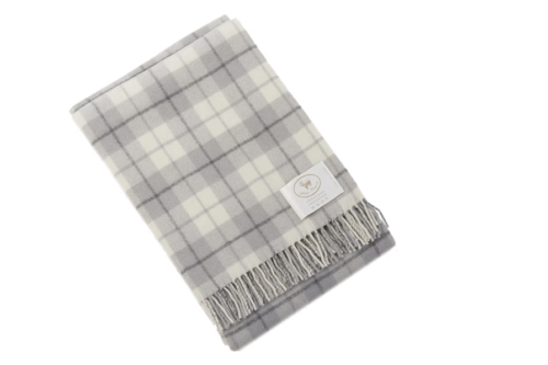 GOLF – Plaid 75% Lana – 25% Cashmere